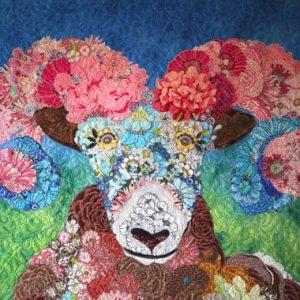Izakk The Rocky Mountain Bloomin Bighorn Sheep