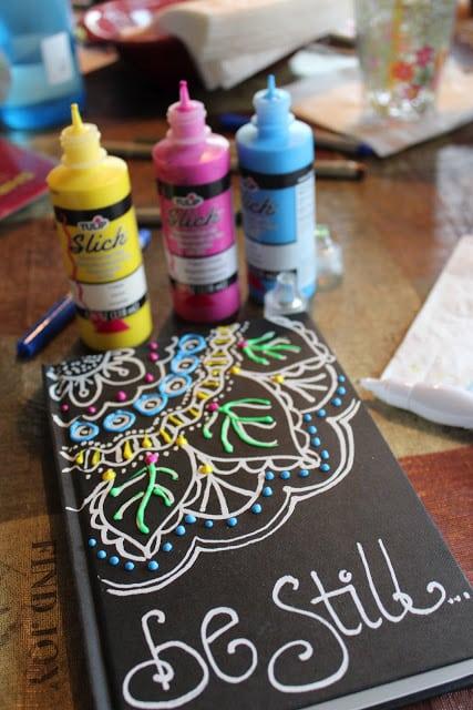 decorating journals marveles art studios